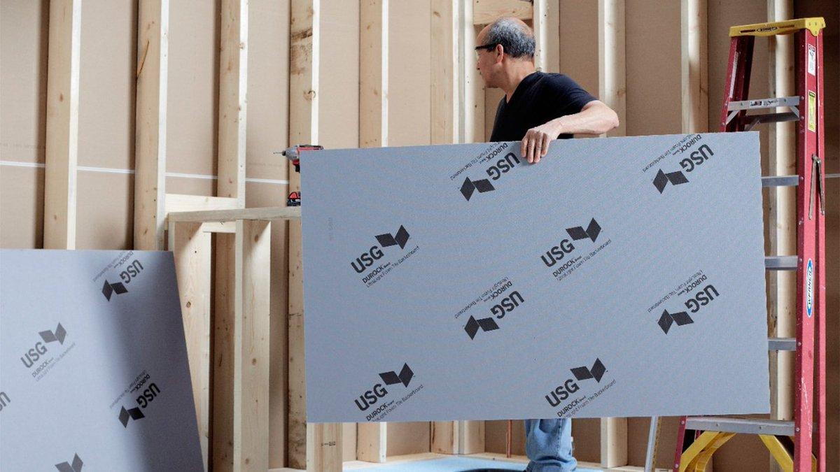 brand ultralight foam tile backerboard