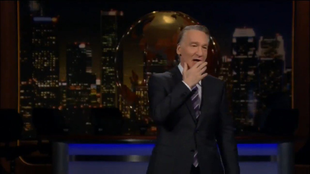 Bill Maher on Twitter I dont want to say this raid is meant to distract from Trumps other
