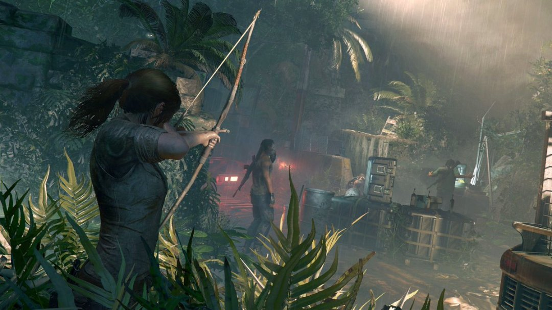 Shadow of the Tomb Raider detailed