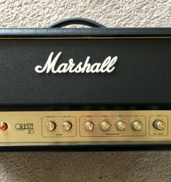 last weekend i picked up one of the brand new marshall origin amps from the friendly folks at astrings co uk one week in how am i getting on with it  [ 1200 x 671 Pixel ]