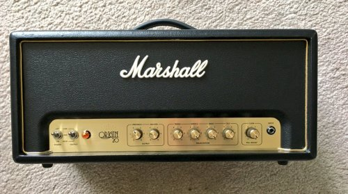 small resolution of last weekend i picked up one of the brand new marshall origin amps from the friendly folks at astrings co uk one week in how am i getting on with it