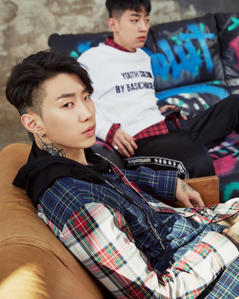 Image result for jay park gray site:twitter.com