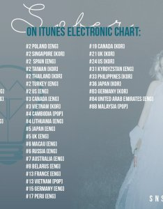 am apr also snsd charts on twitter  sober itunes electronic rh