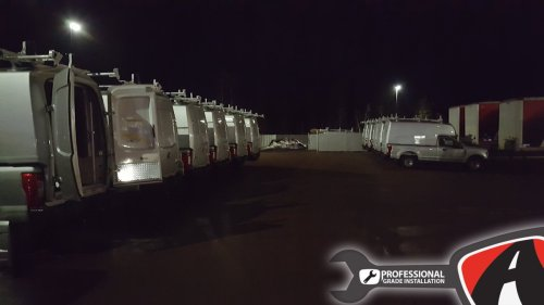 small resolution of our store in moncton nb worked late last night upfitting these f250 s professionalgradeinstallation