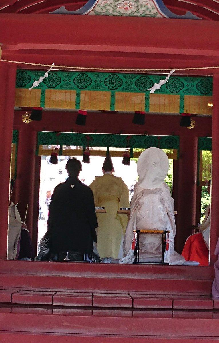test ツイッターメディア - 富岡八幡宮で結婚式に遭遇。おめでとうございます💐末永くお幸せに! https://t.co/QGgQSCyPkv