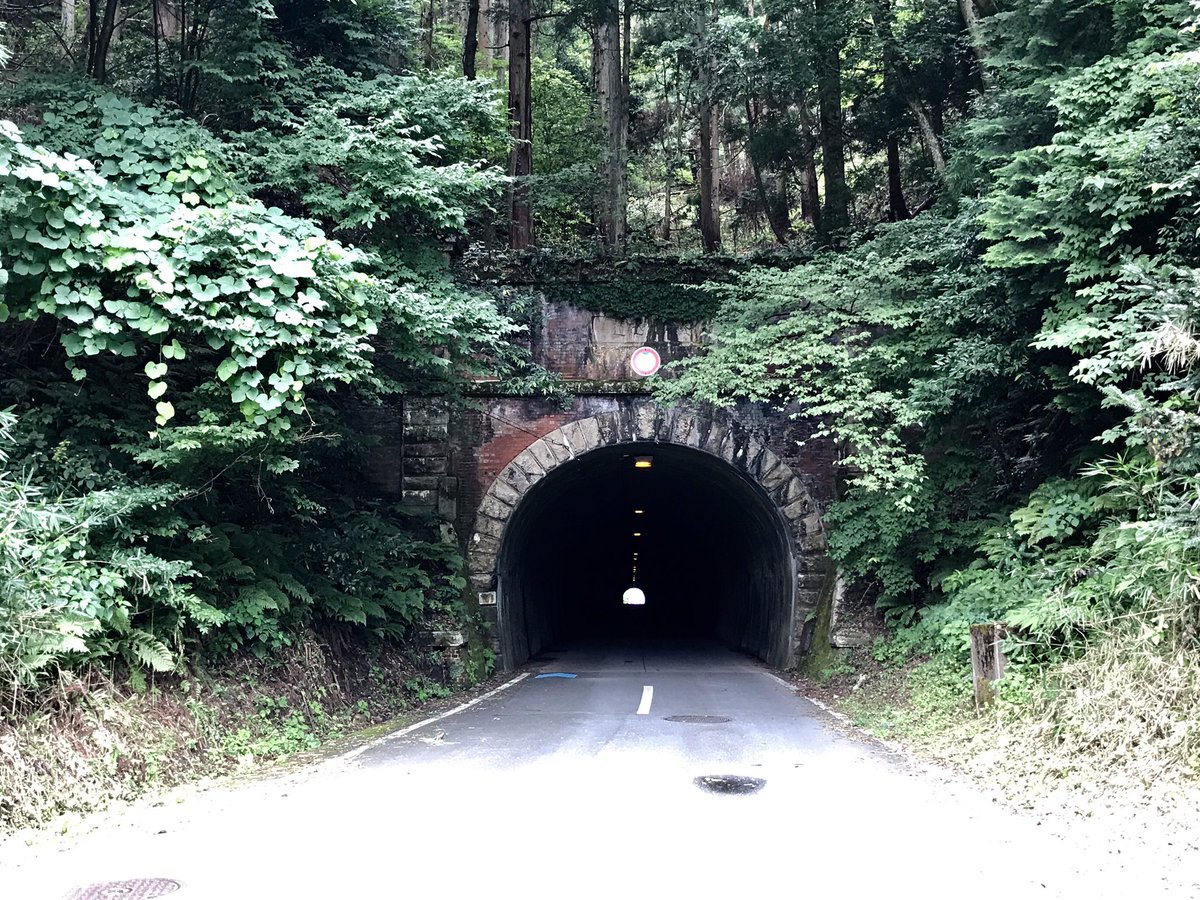 test ツイッターメディア - ブログ:更新しました。タイトル:滋賀県道514号飯之浦大音線 賤ヶ嶽隧道 奥琵琶湖の秘宝。 https://t.co/lwOI9hgaZ8 https://t.co/kDzuyupkHZ