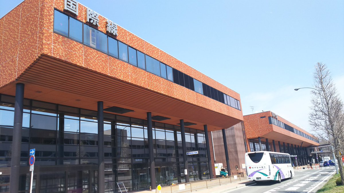 test ツイッターメディア - 秋田空港よ~✴️ https://t.co/RNGMlCKfl9