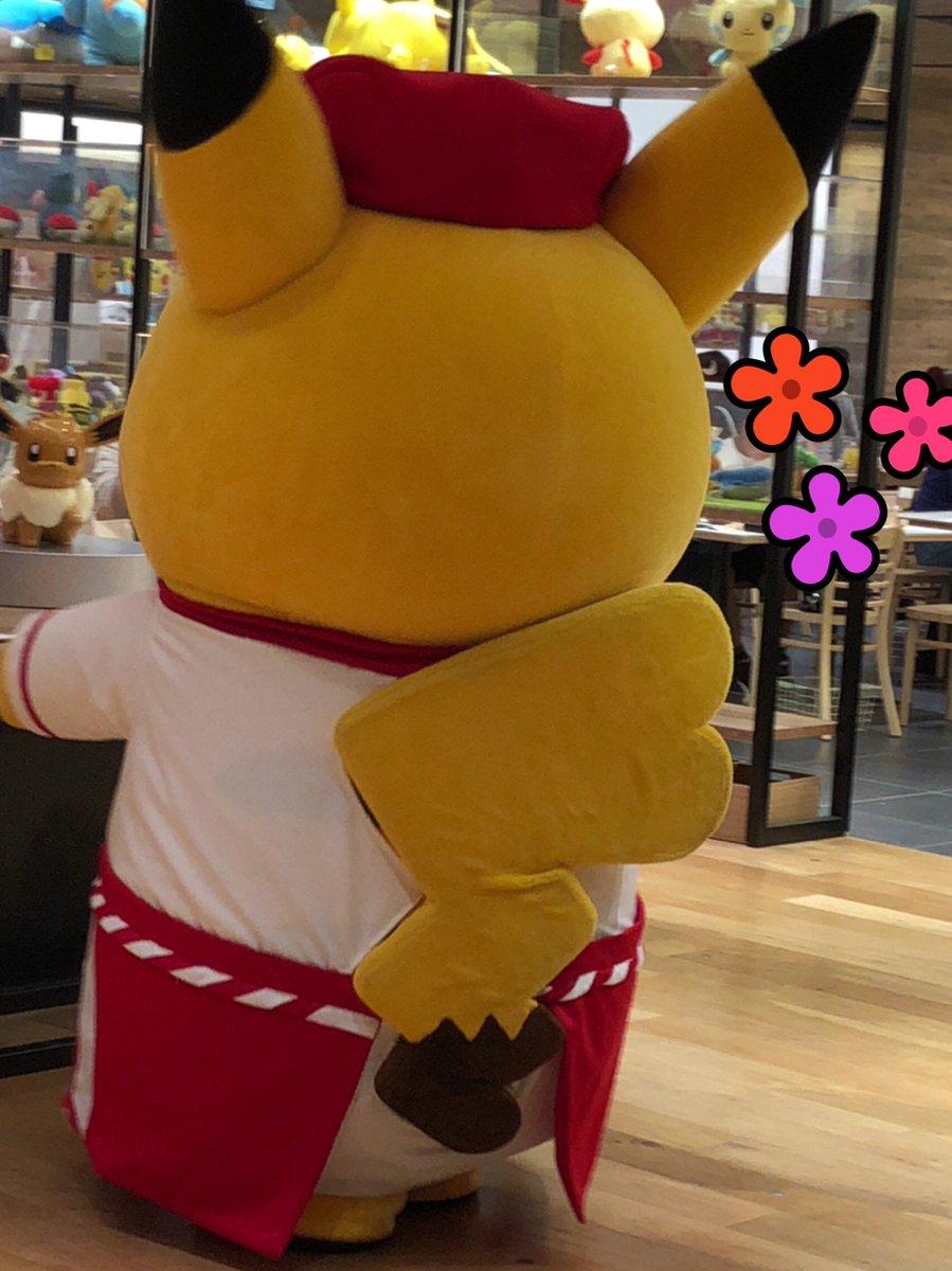 test ツイッターメディア - 昨日はポケモンカフェでウェイトレスちゃんに会いました!気まぐれな性格なんだって、かわいいな〜( *´艸`)ふふ♪ https://t.co/Yoq2DWGKcF