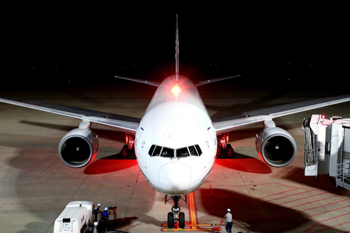 test ツイッターメディア - 2018/4/22 秋田空港 AXT/RJSK 全日空 NH/ANA ボーイング777-200 JA705A https://t.co/aaV80KHJ1k
