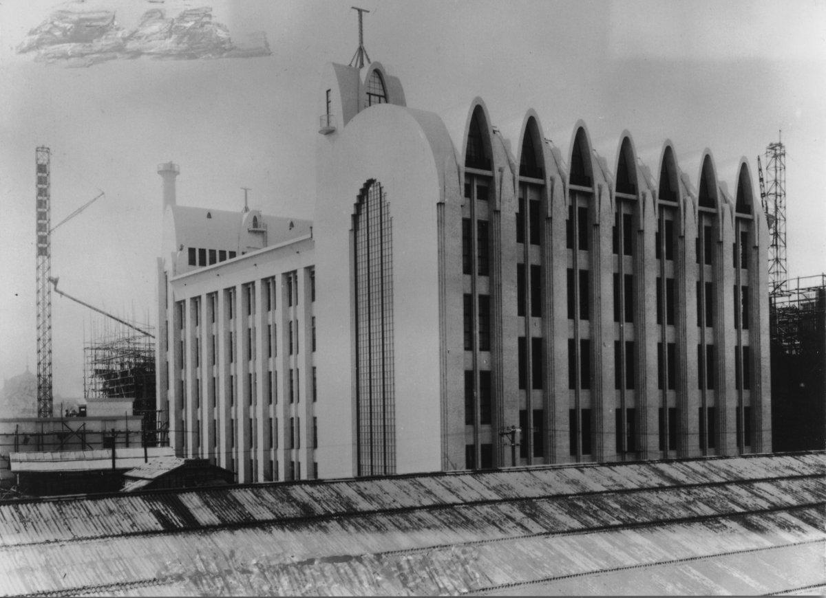 test ツイッターメディア - 大正末から昭和初期にかけて聖橋や日本武道館の設計でも知られる山田守や東京駅の隣に建つ東京中央郵便局等の設計で知られる吉田鉄郎等により様々な局舎等が設計されます。 #市MW #cityMW #ミュージアムウィーク #MuseumWeek https://t.co/w7dMP9ILNi