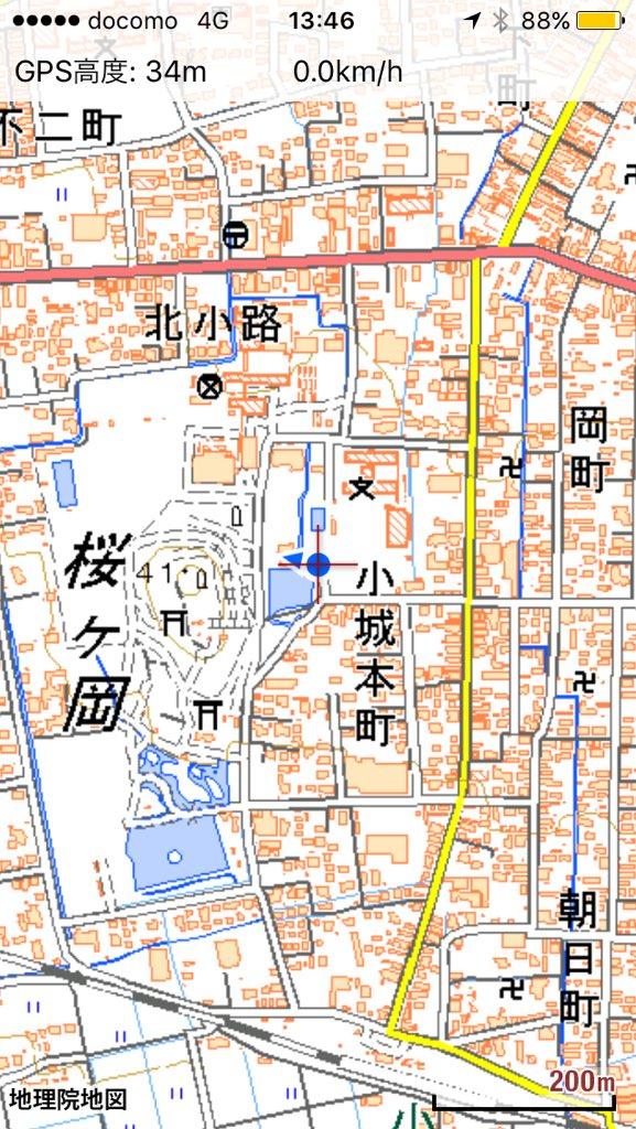 test ツイッターメディア - 小城陣屋なう🏯 https://t.co/HC4EKztgZC