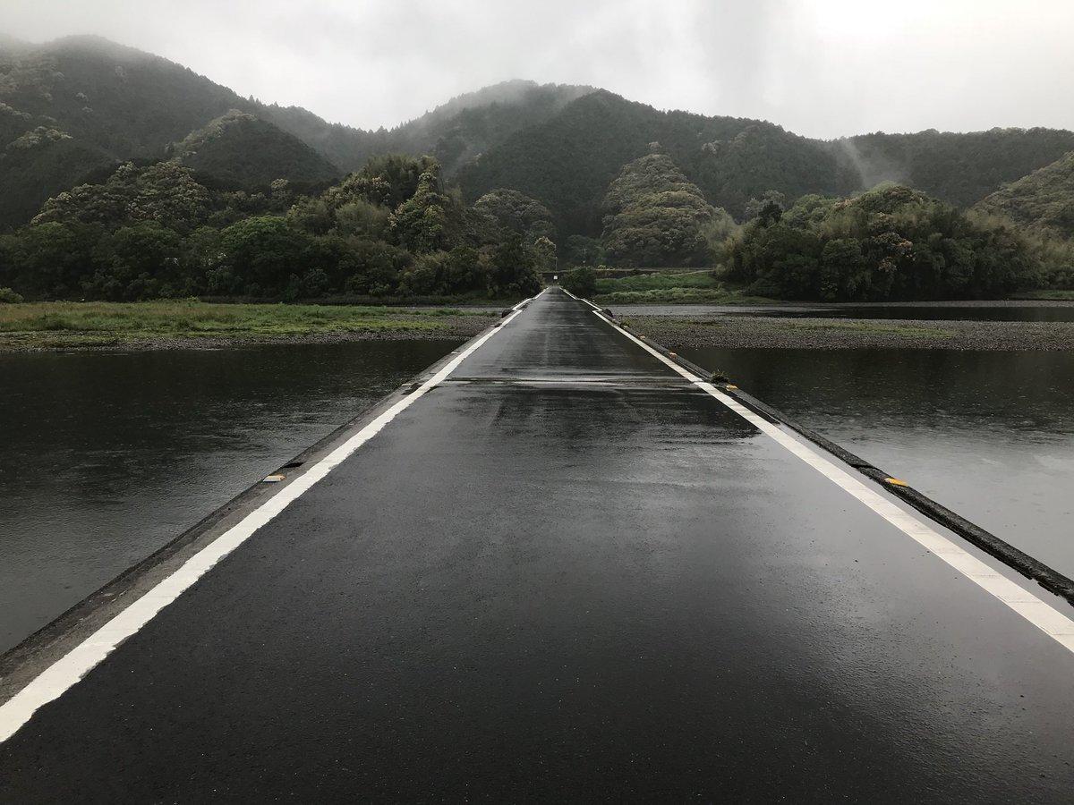 test ツイッターメディア - 四万十川にかかる佐田の沈下橋。 https://t.co/mFdGIngR8X