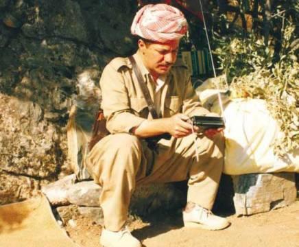 مسعود البارزاني جبل شامخ وصامد كوردستان  بقلم : غفور مخموري* thumbnail