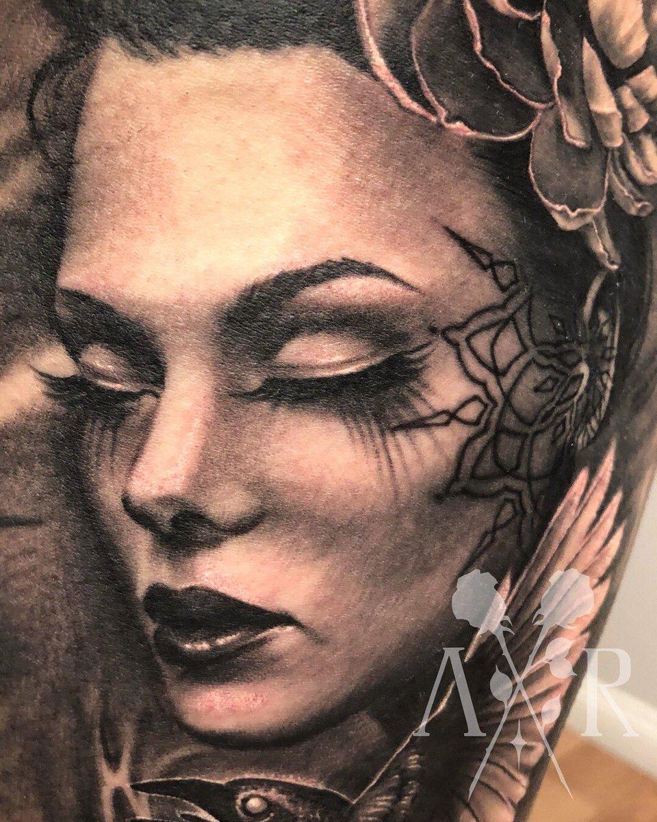 Angel Rose Tattoo Artist : angel, tattoo, artist, Angel, Twitter:,