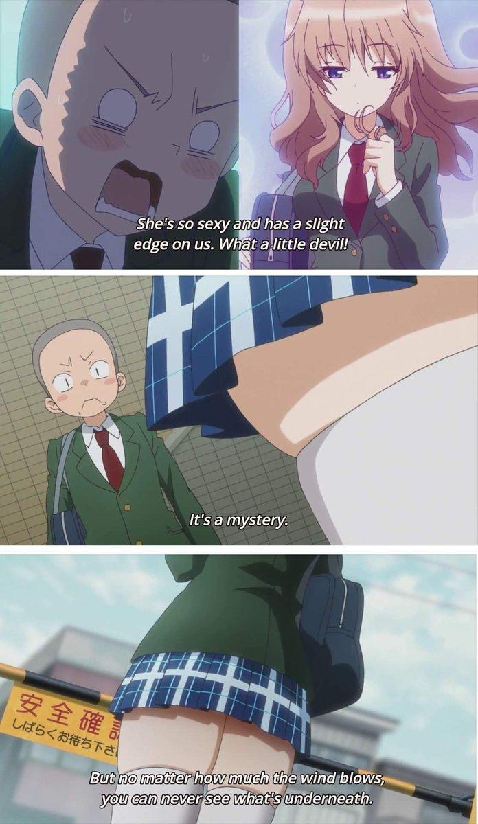 Anime Thigh Meme : anime, thigh, Eudemon, Twitter:,