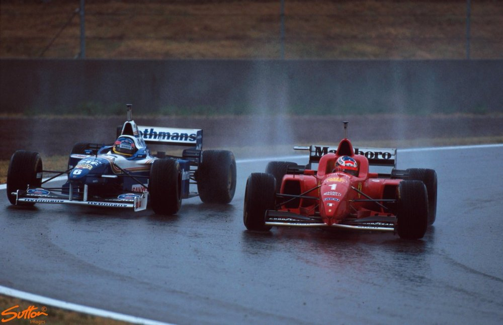 medium resolution of sutton images by motorsport images on twitter michael schumacher securing his first victory for scuderiaferrari at the 1996 spanish grand prix f1