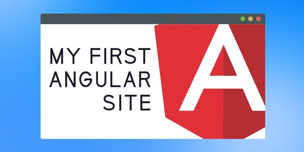 Build Your First #angularjs Website: Introduction  #Webdesign