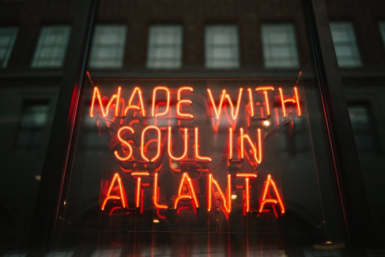 Image result for made with soul in atlanta sign