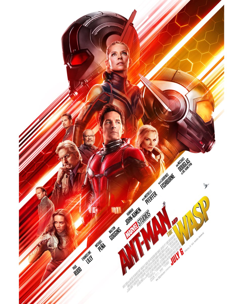 First Ant-Man and the Wasp Trailer Is Here!