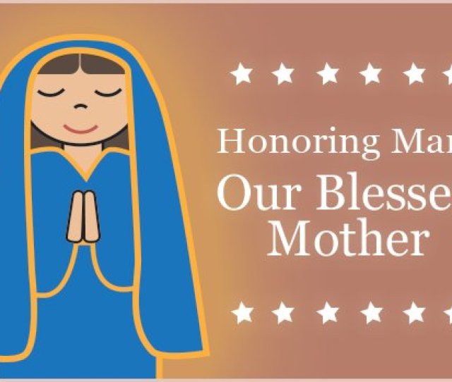 Ctnbq On Twitter Dob Teachers Marys Month Resources Now Available On Ctn Website Https T Co 6pjh9zpaks
