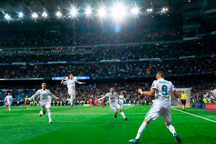 Goles del Real Madrid vs Bayern Munich Juego de vuelta Champions
