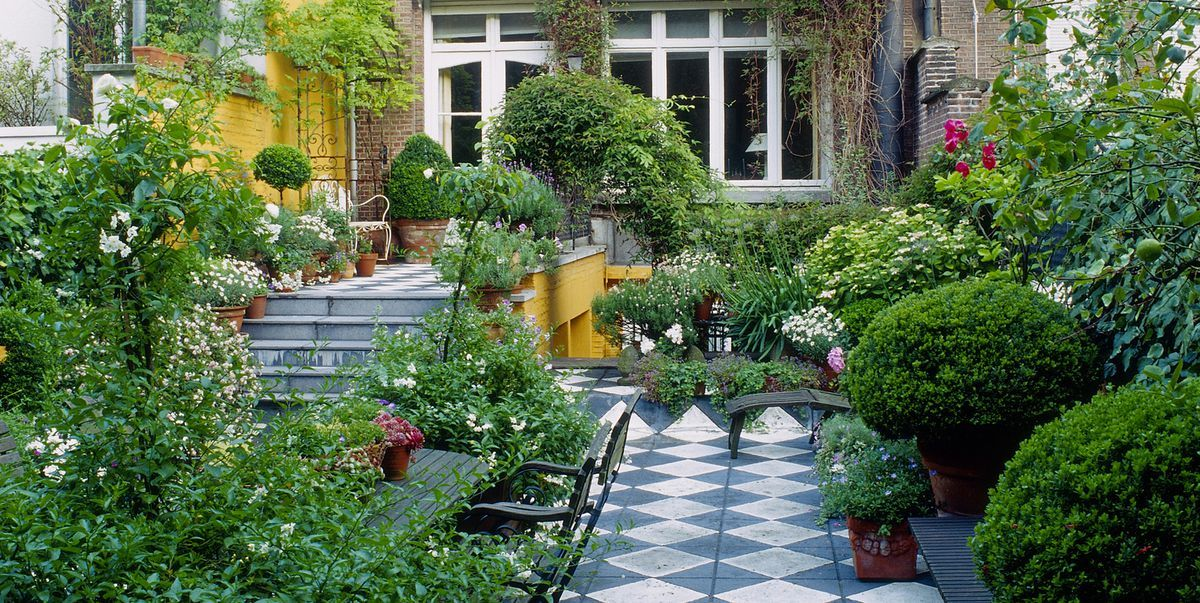 House Beautiful Uk On Twitter How To Give Your Long And Narrow Garden The Wow Factor All Year Round Https T Co Aym7japtpj