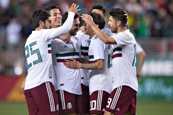 Lista de convocados de México para Rusia 2018
