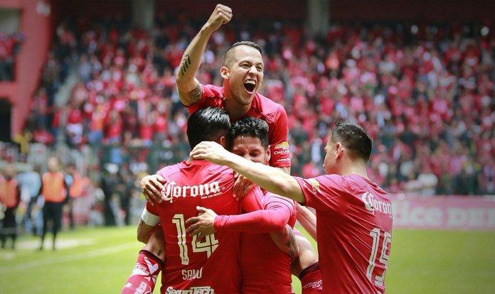 Semifinales del futbol mexicano 2018