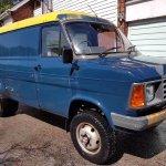 Transit Center On Twitter Ford Transit Mk2 County 4x4 Lwb 1985