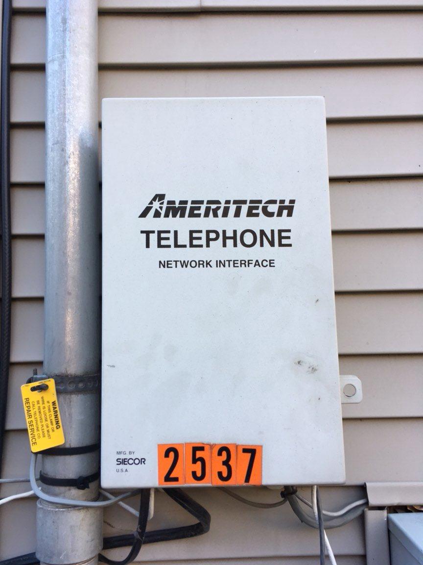 hight resolution of  networkinterface