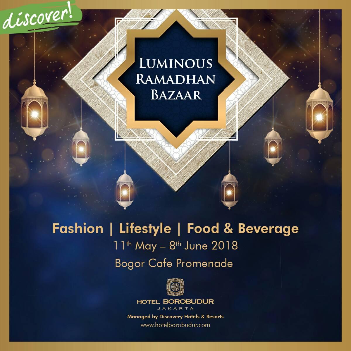 Hotel Borobudur Jakarta V Twitter Ramadhan Is Near Let S