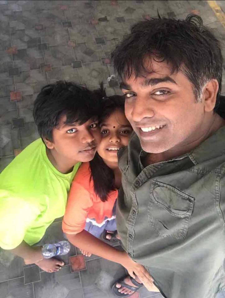 Vijaysethupathi Family : vijaysethupathi, family, IndiaGlitz, Tamil, Twitter:,