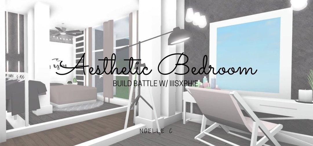 Noelle C On Twitter BLOXBURG Aesthetic Bedroom 20k