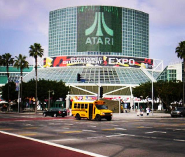 To The E3 Electronic Entertainment Expo 2004 Show In L A La E3 Electronicentertainmentexpo Losangeles Laconventioncenter 2004 Videogames