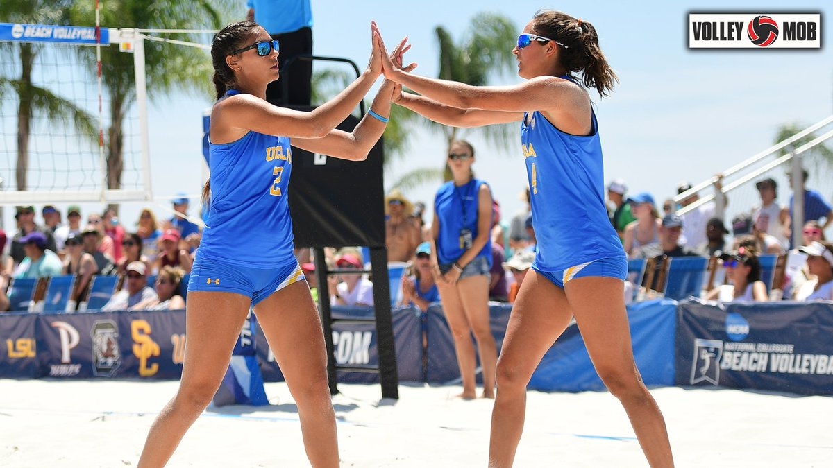 ucla beach vb on