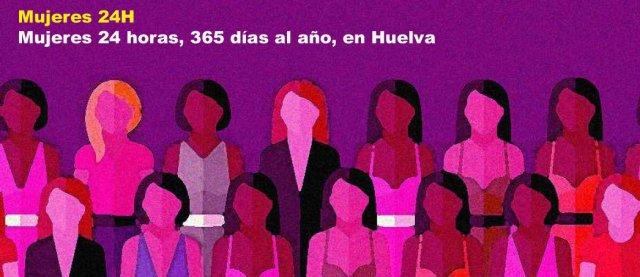 """Mujeres 24H llama a dar una """"lección de independencia y sororidad"""" el próximo 15E"""