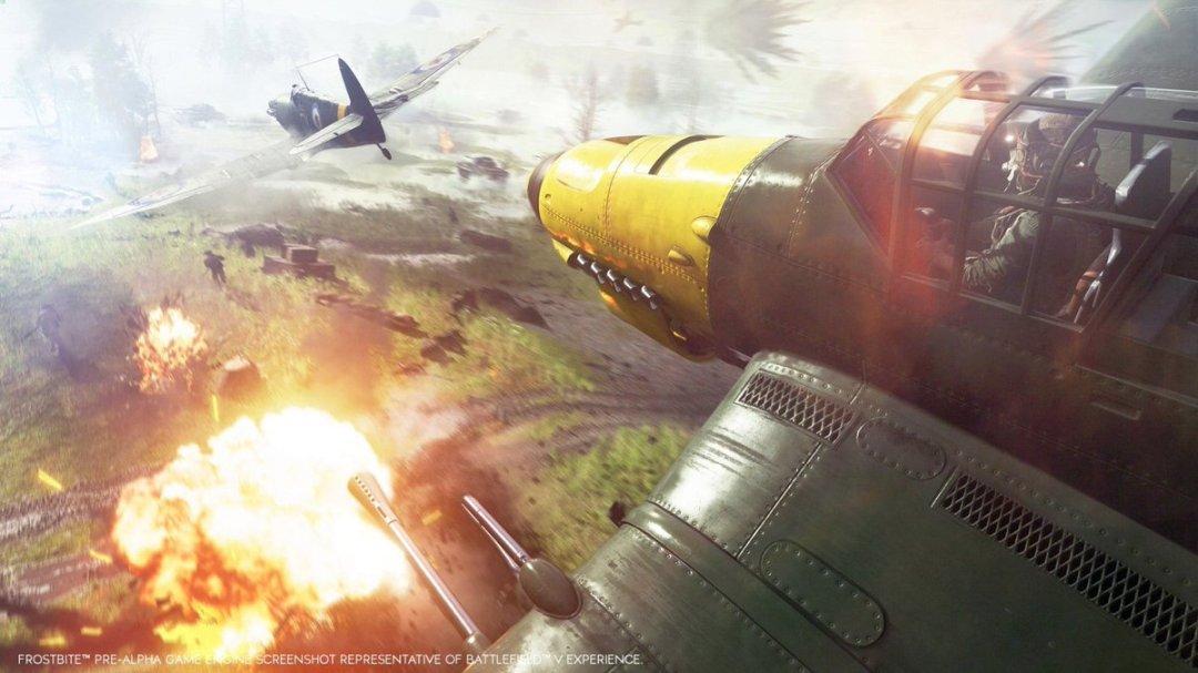 Battlefield V Screenshots
