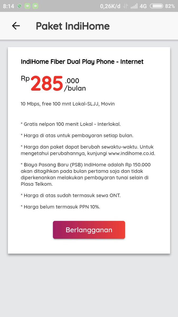 Paket Netizen 1 : paket, netizen, Telkom, Promo, Twitter:,