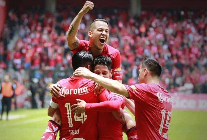 Ver en vivo Toluca vs Santos online