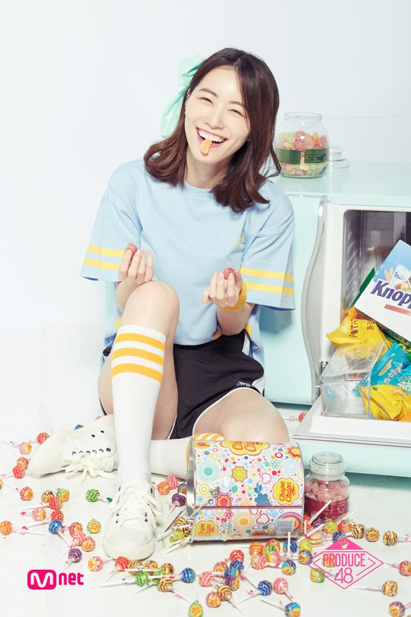 Image result for jurina produce 48 site:twitter.com