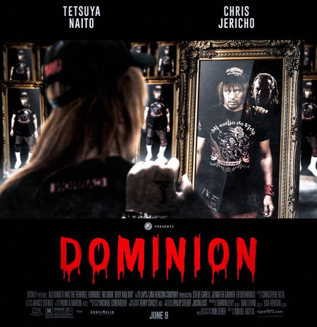 Image result for Chris Jericho dominion