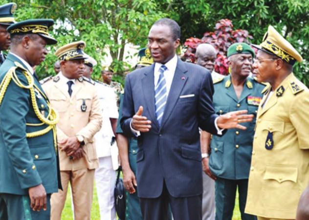 """Cameroun on Twitter: """"#Cameroun - Forces de défense: les états-majors  s'exposent à #Yaounde: Le MINDEF, Joseph Beti Assomo a ouvert hier, à la  Base aérienne de #Yaounde, les journées portes-ouvertes pour présenter"""
