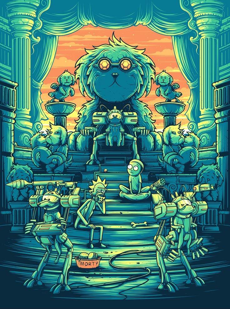 Gravity Falls Wallpaper Dump Keziaeloise Fondos De Pantalla Hd Para Android De Rick
