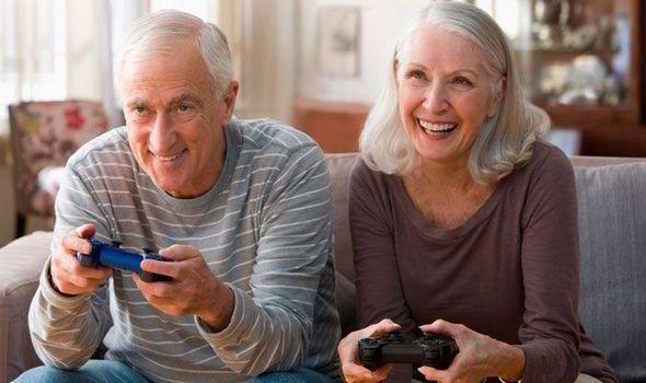 Old Men Mature
