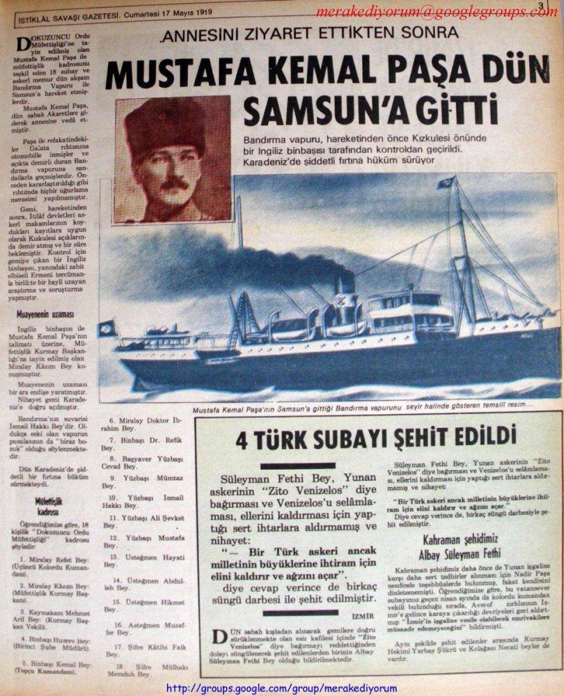 """Deniz Devrim Cengiz on Twitter: """"Şükran ve minnetle... 19 Mayıs ..."""