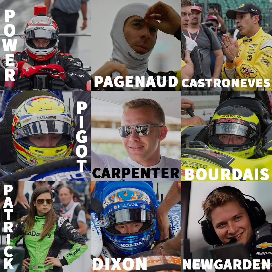 test Twitter Media - And then there were 9⃣  Who do you think will take pole for the #Indianapolis500? https://t.co/BpXfUYOAcV