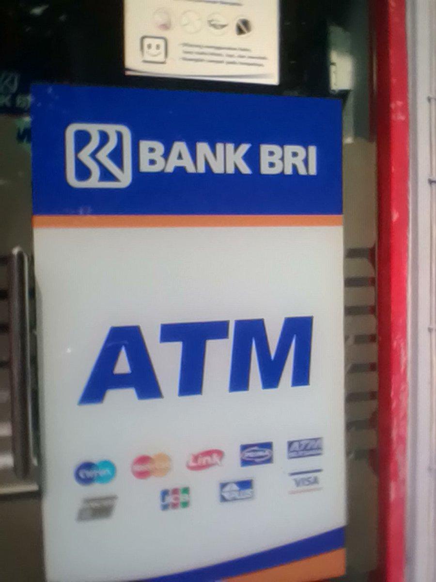 Logo Atm Bri : Consumers, Indonesia, Twitter:,