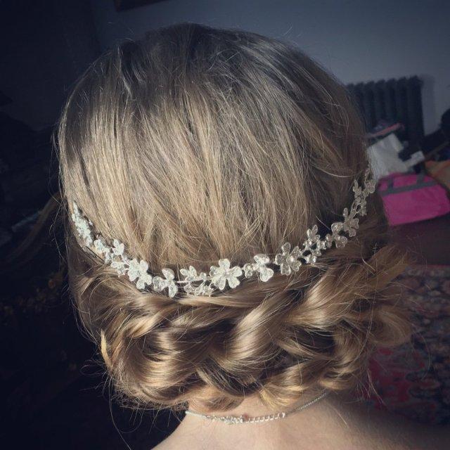 "jessica-jade on twitter: ""bridesmaids hair 💕 my lovely"