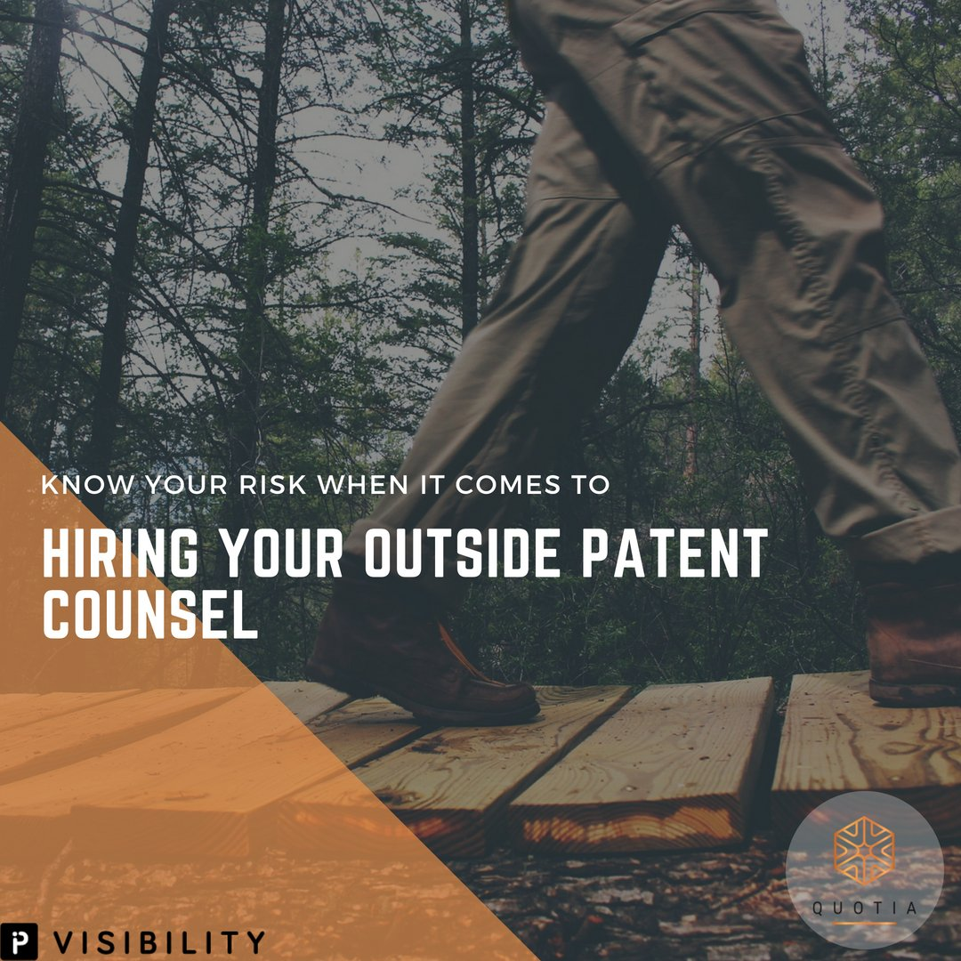 Ask A Patent Attorney For Their Quotia Score Before Hiring Them.  Http://ow.ly/7Ndl30K7Zb0 Pic.twitter.com/eozraltl9B