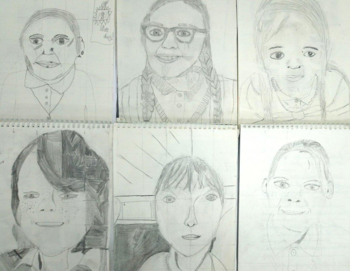 Drawing Facial Expressions Ks2